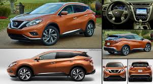Nissan Rogue 2015 - nissan murano 2015 pictures information u0026 specs