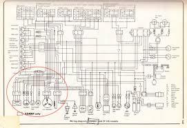 yamaha xs400 wiring diagrams yamaha xs400 forum