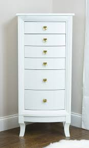 Large Jewelry Armoire Natalie Century White Jewelry Armoire Hives And Honey