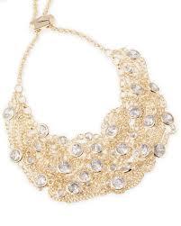 gold pendant chain bracelet images Stassi adjustable chain bracelet in gold kendra scott jpg