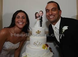 cake toppers bobblehead bobblehead wedding cake toppers inspirational bobblehead