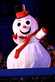 frosty snowman disney character central