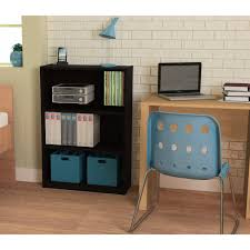ameriwood 3 shelf bookcase multiple finishes walmart com