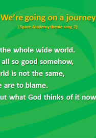 themes in god are not to blame we re going on a journey powerpoint lyrics scripture union