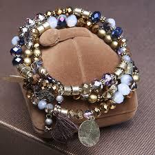 simple beads bracelet images 2017 fashion tassel bracelet wholesale handmade simple beads jpg