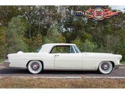 1957 lincoln continental mark ii for sale classiccars com cc