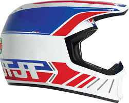 blue motocross helmet amazon com jt racing usa als 02 mx helmet white orange black x