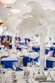 mariage bleu et blanc beaux mariages le mariage de et en bleu argent et
