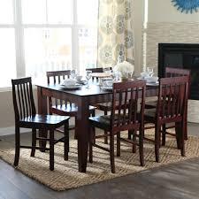 kitchen furniture company walker edison furniture company abigail 7 espresso dining
