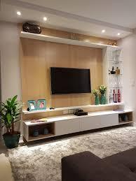 salas living room wall units fotos de decoração design de interiores e reformas tvs tv walls