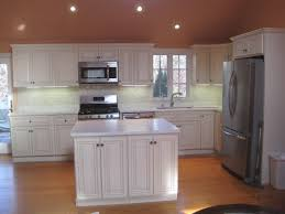 Finished Kitchen Cabinets by Kitchen Finished Jsi Wheaton Cabinets Home Improvement Blog
