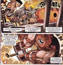 the physics of thor s hammer immortalized in comic form