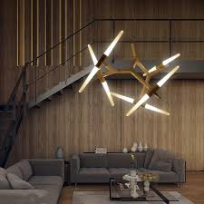 Italian Ceiling Lights Creative Branch Arts Pendant Light L Modern Italian Design
