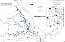 Ohio Campgrounds Map by Southeast Ohio Fishing Maps Region 4 Norwalk