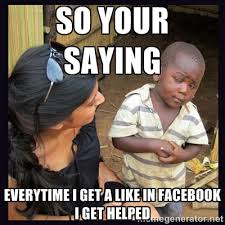 Third World Child Meme - skeptical third world child meme generator image memes at