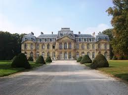 French Country Estates by Chateau De Champlatreux Classical Architecture Pinterest