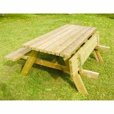 picnic tables folding with seats grange rectangular picnic bench with fold up seats garden street