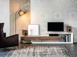 modern built in tv cabinet modern entertainment center modern entertainment center low walnut