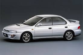 subaru gc8 subaru impreza turbo classic car review honest john