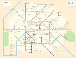 Metro Paris Map by A Riff On A Restoration Theodore Ditsek
