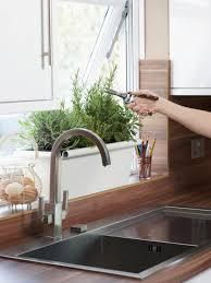 Herb Window Box Indoor How To Plant A Kitchen Herb Garden Hgtv