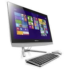 pc bureau tout en un lenovo b50 30 23 8 ordinateur de bureau tout en un ecran tactile