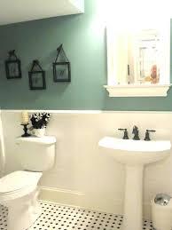 half bathroom paint ideas small half bathroom ideas informal medium size of wall
