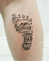 adorable mom and baby tattoo design desenhos son