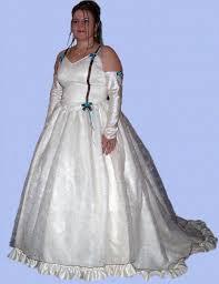robe mari e robe mariée blanche et grise robe de mariée 2016 adventech
