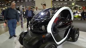 renault small electric renault twizy stock video footage videoblocks