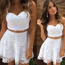 aliexpress com buy women lace cute a line dress short party