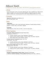 free general resume template free professional resume template jpg x80036 40 best 2018 s creative