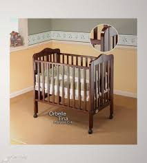bedroom mini baby crib portable mini crib