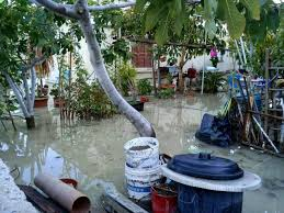 heavy rain floods kamares community once again pictures u2013 in
