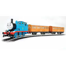 bachmann trains thomas and friends thomas with annie and clarabel