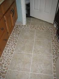 bathroom floor design black and white stone tile bathroom floor