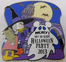 disney not so scary halloween party 2013 louie as shock pin new
