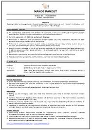 Sample Resumes For Jobs by Resume Template Of A Computer Science Engineer Fresher With Great