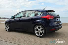 ford focus titanium silver 2016 ford focus hatchback titanium review web2carz