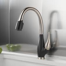 kitchen unusual black kitchen taps faucets lowes delta fuse
