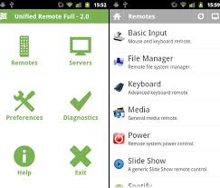 unified remote apk unified remote apk free is here 81