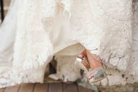 jimmy choo wedding dress beautiful country club wedding in washington d c inside weddings