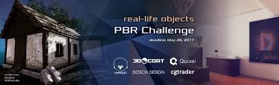 Challenge Real Real Objects Pbr Challenge Cgtrader