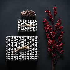 black gift wrapping paper the ultimate wrapping paper guide for the season knstrct