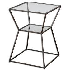 Iron Accent Table Iron Accent Table