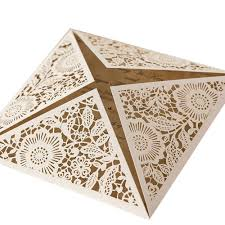 Engagement Invitations Card Aliexpress Com Buy 100pcs Laser Cut White Wedding Invitations