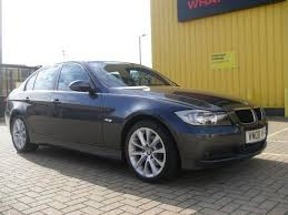 used bmw 3 series uk used grey bmw 3 series 2008 diesel 318d edition se saloon in great