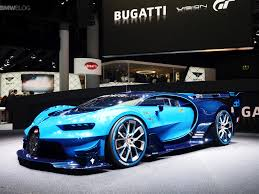 custom bugatti this is the bugatti vision gran turismo with 250mph top speed