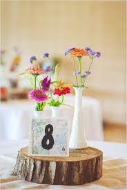 wood log vases best 25 log centerpieces ideas on wood slab