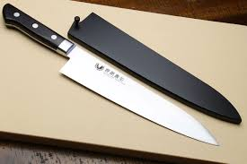 high carbon kitchen knives yoshihiro ginsan ko high carbon stain resistant steel gyuto